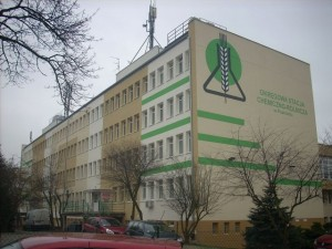Automatyka układu przygotowania ciepła i chłodu w budynku Okręgowej Stacji Chemiczno-Rolniczej w Poznaniu (wrzesień 2014)